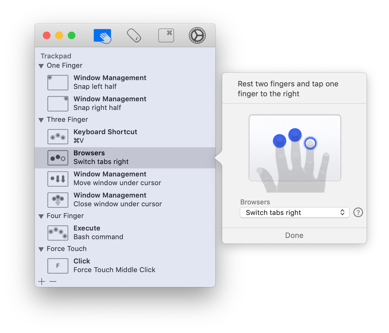 Multitouch for Mac free full