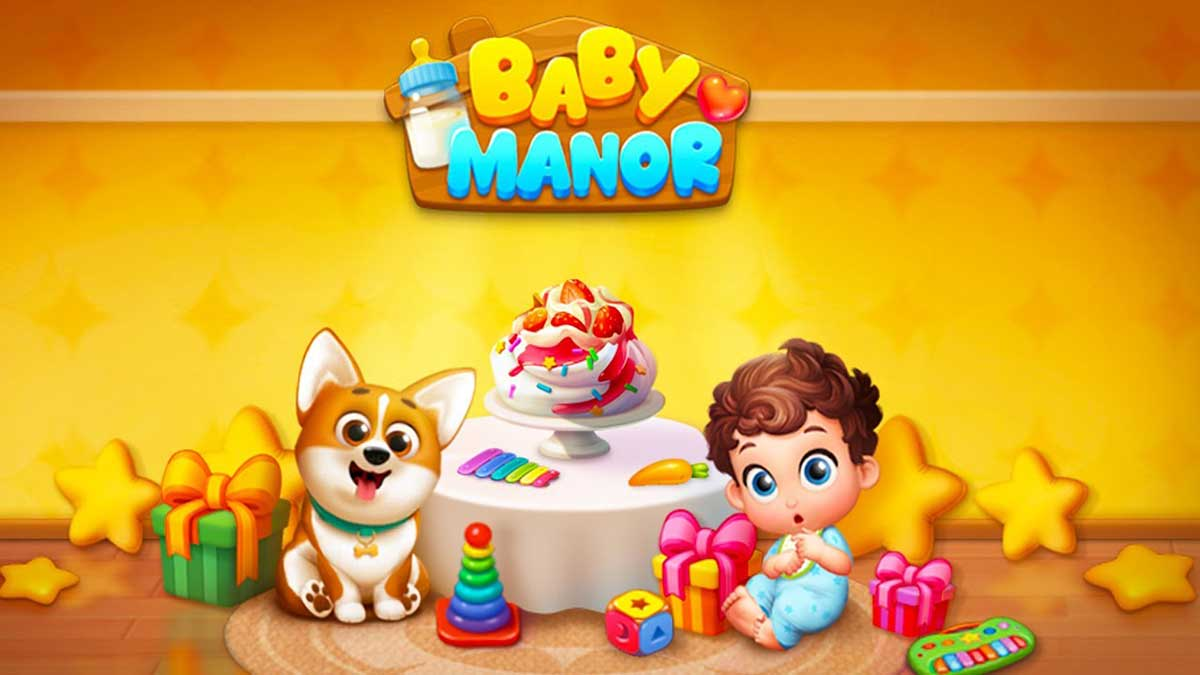 Baby Manor 1.7.3 Apk + Mod (Unlimited Milk Bottle) Android