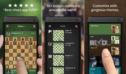 Chess · Play & Learn 4.2.8 Apk + Mod (Premium) Android