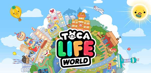 Toca Life: World 1.31 Apk + MOD (Unlocked) + Data for Android