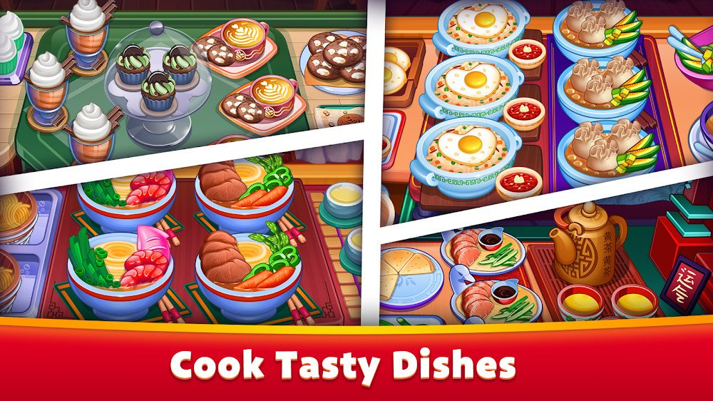 Asian Cooking Star: New Restaurant & Cooking Games
