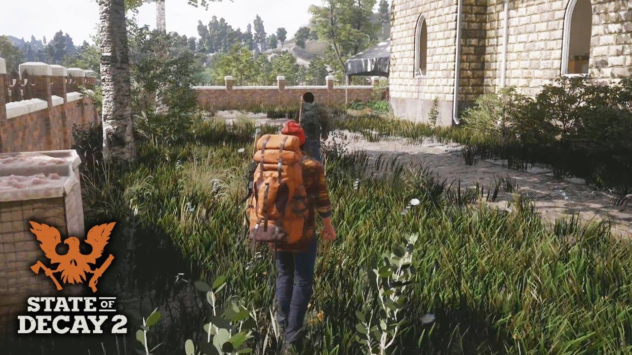 State of Decay 2 savegame