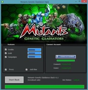 Mutants Genetic Gladiators Cheats Hack : Now make up your intense group of mutants and beat your whole foe. Mutant hereditar… | Tool hacks, Cheating, Download hacks