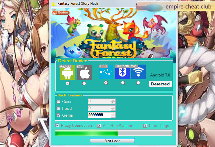 Fantasy Forest Story Hack Cheats